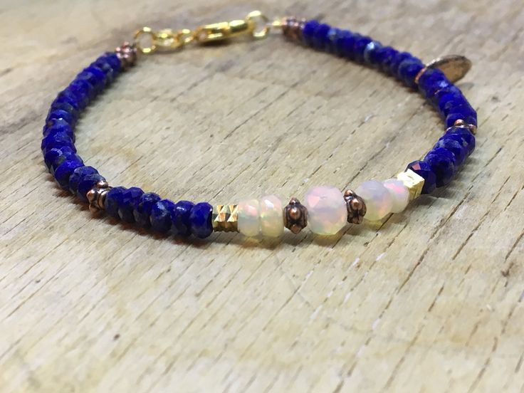 A personal favourite from my Etsy shop https://www.etsy.com/no-en/listing/560684480/blue-beauty-lapiz-lazuli-welo-fire-opal