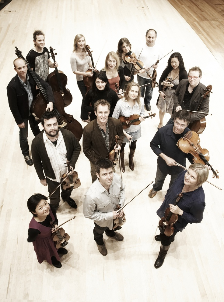 Australian Chamber Orchestra. Photo by Paul Henderson-Kelly.