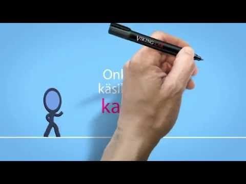Työnäytteet - Markkinointivideo