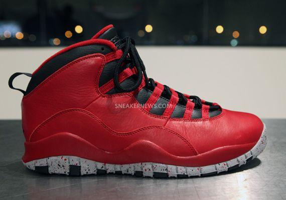 Air Jordan 10 Bulls Over Broadway - SneakerNews.com