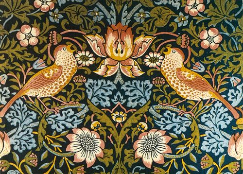 William Morris: The Art of the Book Reception & Lecture: Sept. 21, 6-8 p.m. | Collins Unbound