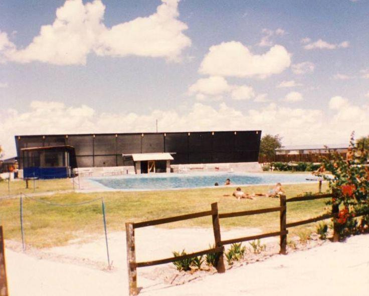 Swimming pool @ Fire Force base Ondangwa