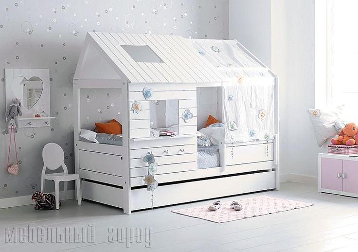 кровати домики - Поиск в Google