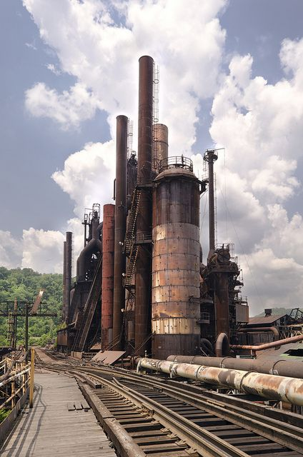 Manly America Steel Corporation by randompkguy, via Flickr