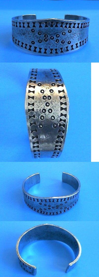 Bracelets 98483: Large Viking Cuff Pewter Bracelet! New Odin Thor Norse Norwegian Swedish Danish BUY IT NOW ONLY: $47.99