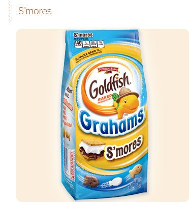 Pepperidge Farm® - Goldfish® S'mores Adventures Baked Graham Snacks