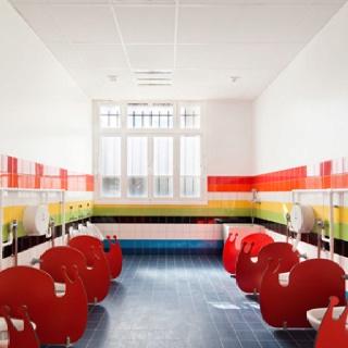 elementary school bathroom design - School Bathroom Design
