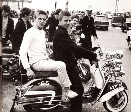 Original 1960s Mod Authority And Founder Of
