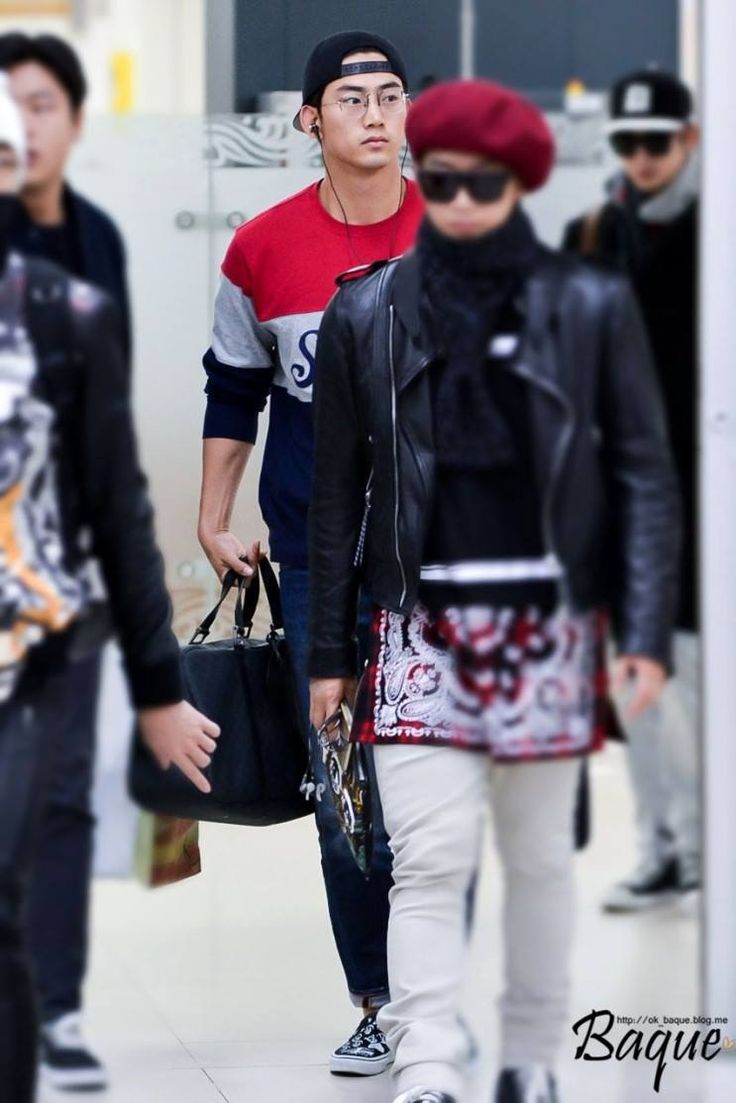 09112014 Taecyeon at Gimpo Airport