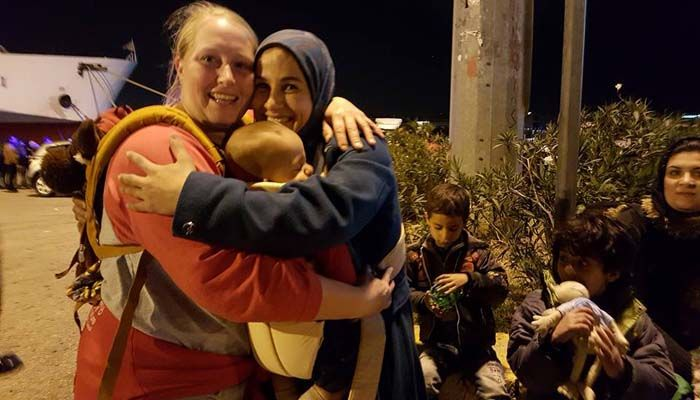 Scary Mommy Blog- One Way To Help Syrian Refugees — Donate A Baby Carrier