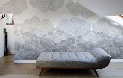 Cloudy Wallpaper - 2 bands by Bien Fait