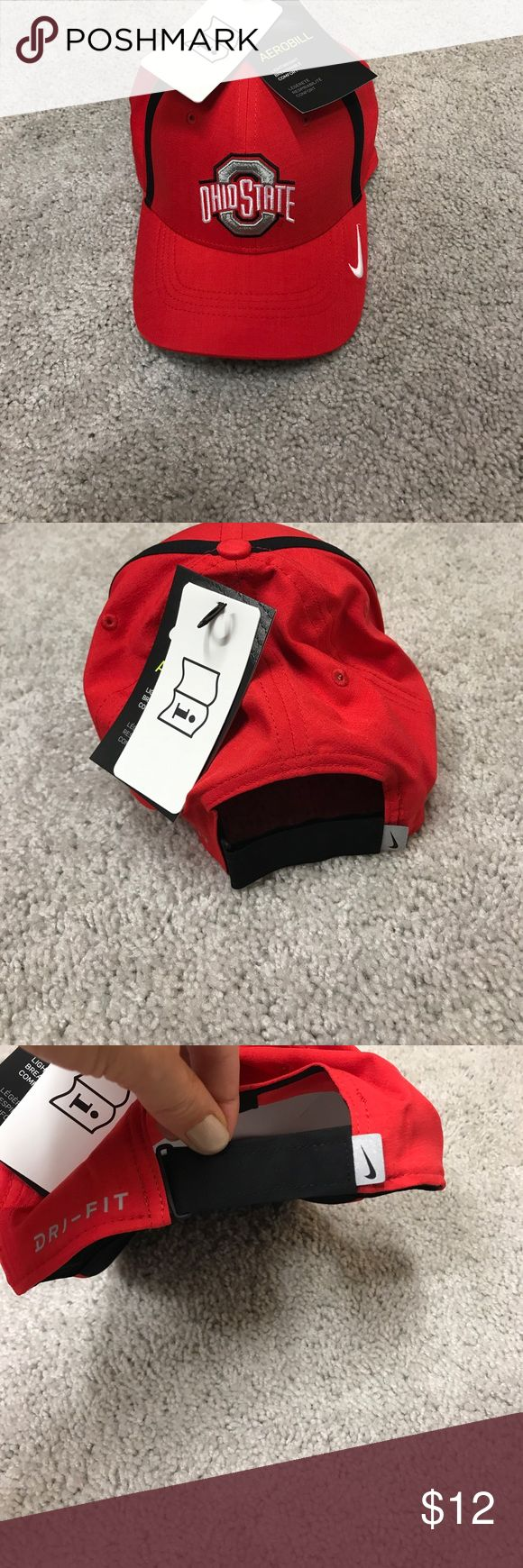 NWT men's ohio state hat NWT men's ohio state hat Nike Accessories Hats
