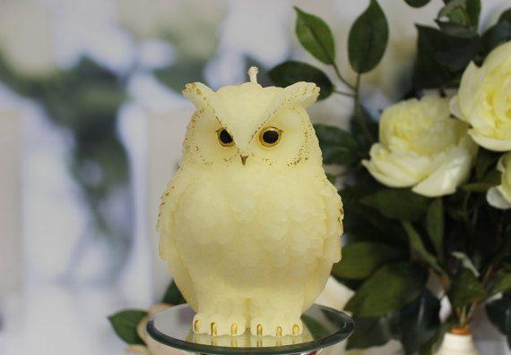Candela di uccello  Decorative candele  regalo di di AmeliaCandles