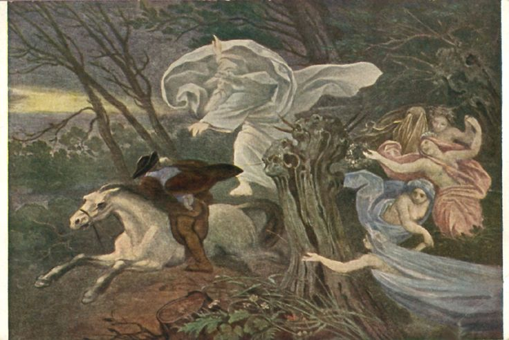 Erlkoenig Schwind - Erlkönig (Ballade) – Wikipedia