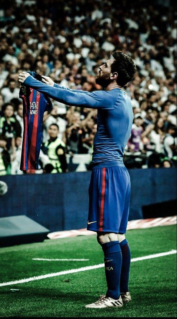 Leo Messi   King   El clasico   Barca vs Real   23.04.2017