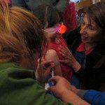 Salud: Nación y Provincia refuerzan la vacunación contra la Rubeola-Sarampión y Poliomielitis en Belén