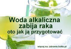 Komórki nowotworowe nie mogą żyć w wodzie alkalicznej. PRZEPIS NA WODĘ ALKALICZNĄ ! Eksperci medyczni zauważyli, że raka nie odnotowano u osób, który