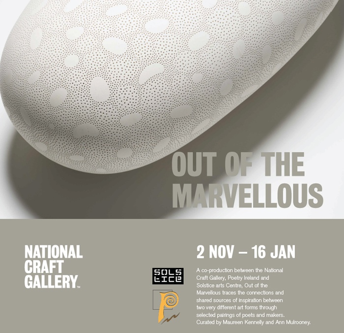 Display panels for exhibition at the National Craft Gallery of Ireland