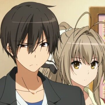 3/10/2014 Kanie-kun. From 'Amagi Brilliant Park' (fckn hot if I might add)
