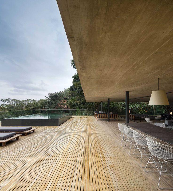 Jungle House (Casa na Mata) by Studio mk27 | Yellowtrace