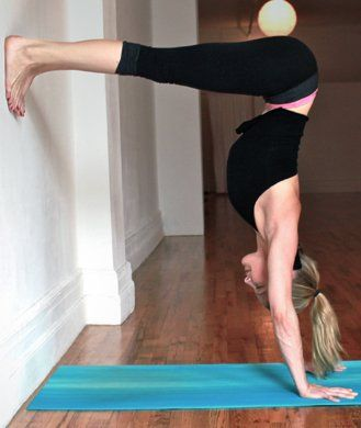 Tone and sculpt your arms with these yoga moves. This yoga workout will get your arms and shoulders fit and looking great for summer tanks.
