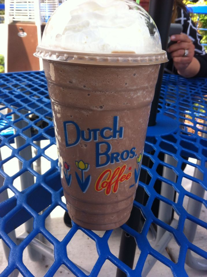 Get the chocolate frost | Dutch bros | Dutch bros drinks ...