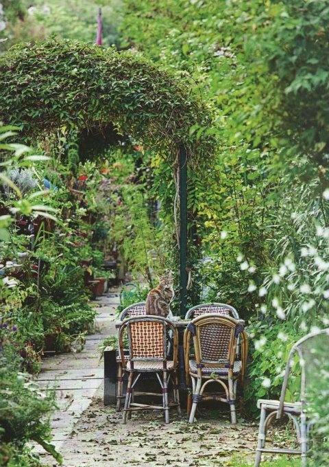 jardins du ruisseau, paris 18