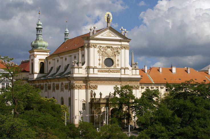 Kostel sv. Ignáce v Praze