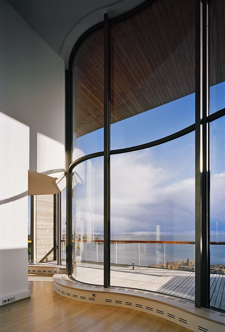 Eiranranta housing, Helin & Co Architects, 2008