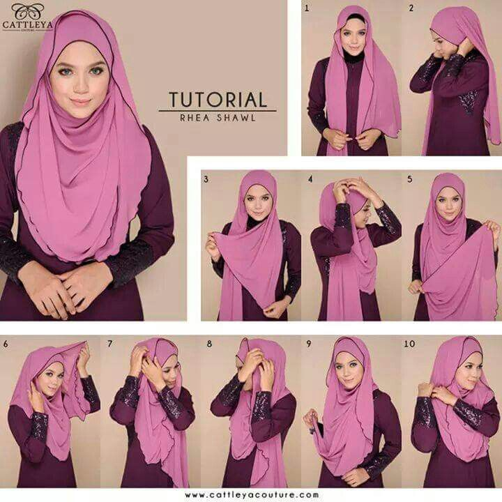 For daily hijab