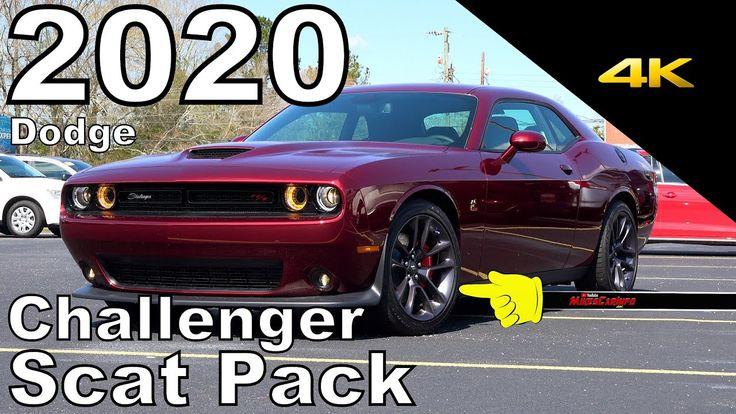 2020 Dodge Challenger Scat Pack Ultimate In Depth Look In 4k Dodge Challenger Scat Pack Dodge Challenger Scat Pack