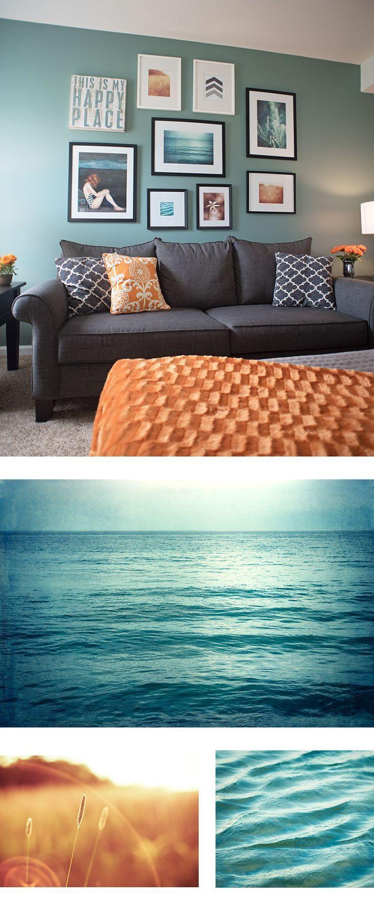 Pleasant 17 Best Ideas About Ocean Home Decor On Pinterest Ocean Bathroom Largest Home Design Picture Inspirations Pitcheantrous