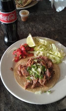 Eat at El Huipil: delicious Mexican food!