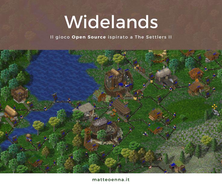 Widelands è un gioco di ruolo in tempo reale ispirato a The Settlers per Gnu Linux, Windows, BSD Mac OS - la licenza è la Gnu General Public License