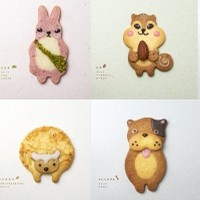 idea for cookiesDelicious Desserts, Food Glorious, Beautiful Biscuits, Animal Cookies, Animal Crackers, Food Decor, Decor Cookies, Animal Inspiration, Cookies Mad