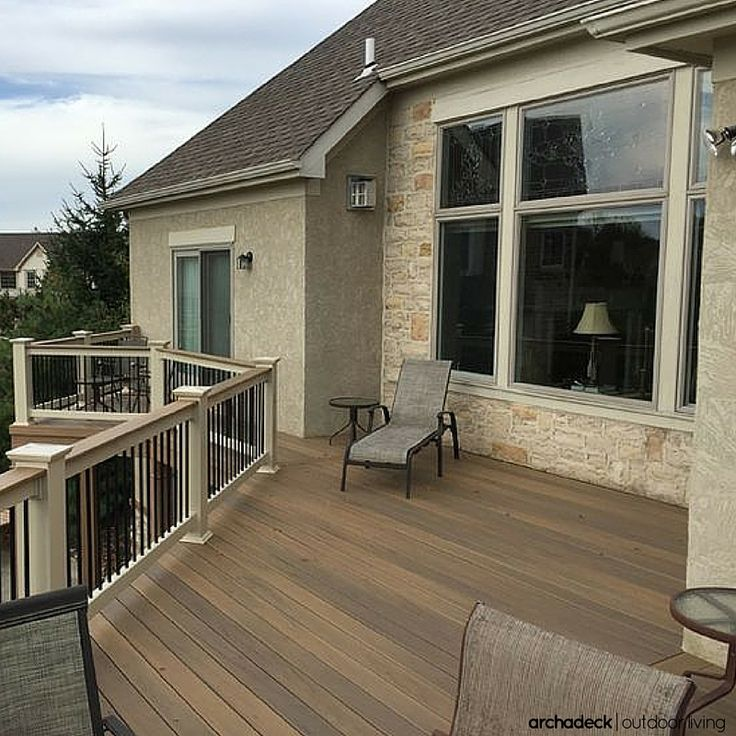 Home Deck Colors House: 108 Best Color Ideas For Decks, Porches And Other Outdoor