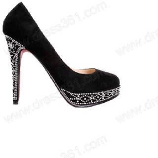Black wedding shoes Wedding Shoes in Black. Black wedding Shoe matron of honor