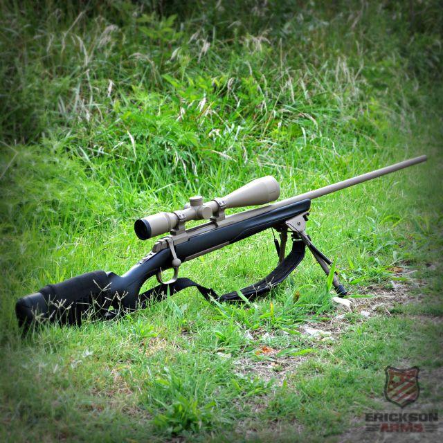 Browning X-Bolt 300 Win Mag using Magpul FDE #cerakote! My next gun!!!