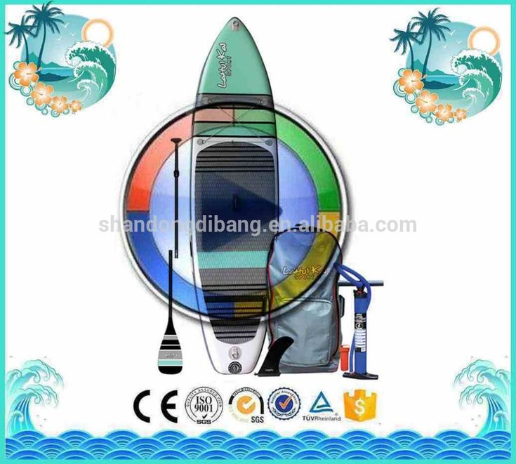 DBS106 Factory wholesale Cheap 2017 New Fishing soft sup Boards Drop Stitch racing 10'6'' Inflatable sup paddle Boards