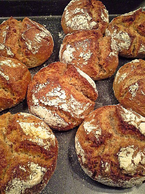 Kartoffelbrötchen mit genialer Kruste (Rezept mit Bild) | http://Chefkoch.de