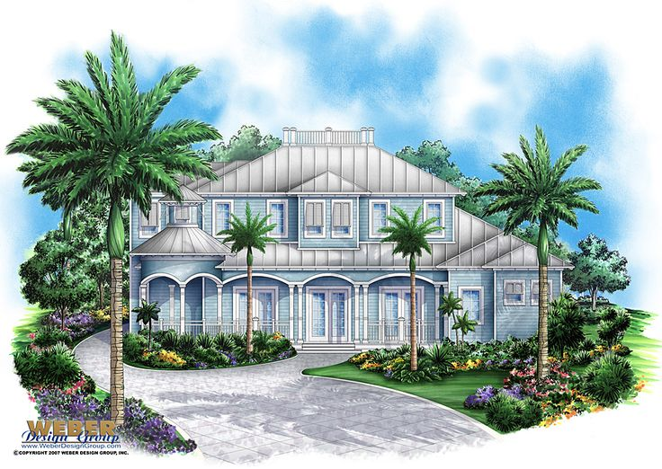 Key West House Plans Google Search Key West House