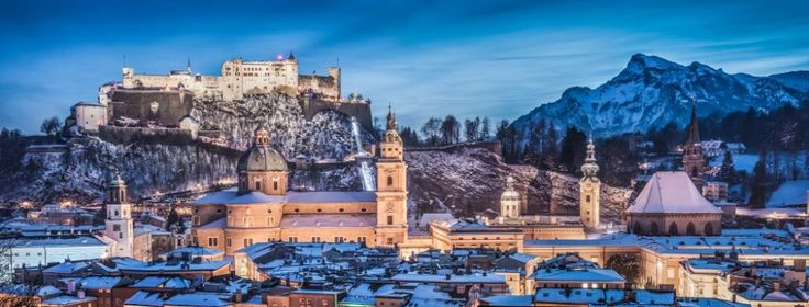 A short city break can be the perfect present for yourself and a loved one in order to experience the festive spirit in a different European city.