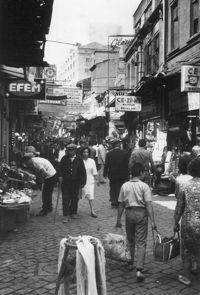 Mahmutpaşa, 1966