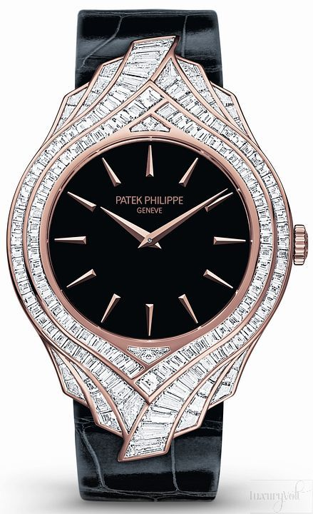 Basel Ladies Watches 2014: Patek Philippe, Omega, Rolex