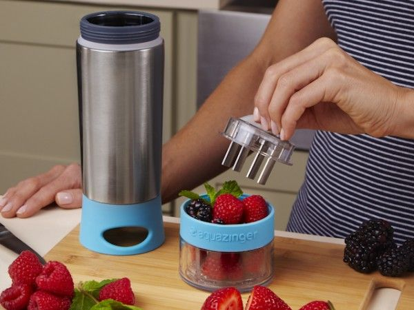 Make the Best Fruit Infused Water with Zing Anything - this looks really cool!