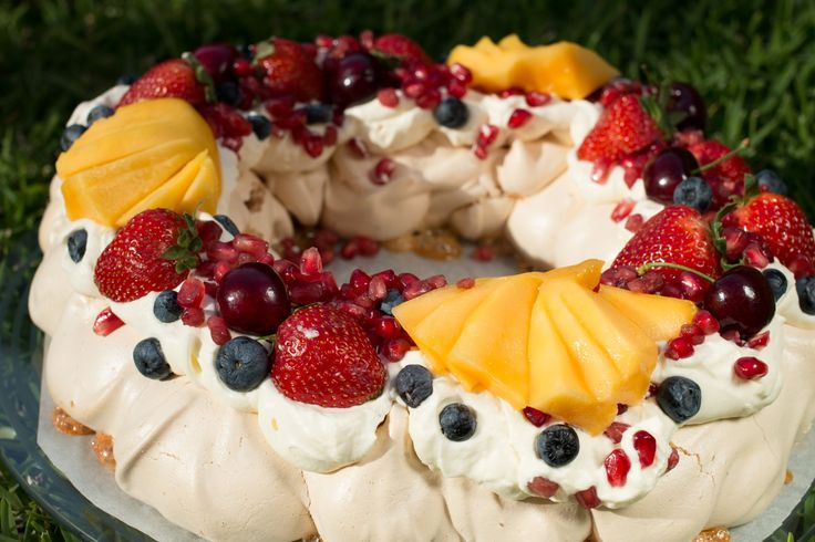 Steve S Kitchen Pavlova Recipe