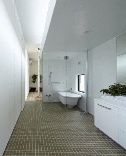 Oltre 20 migliori idee su lungo bagno stretto su pinterest - Arredare bagno stretto e lungo ...