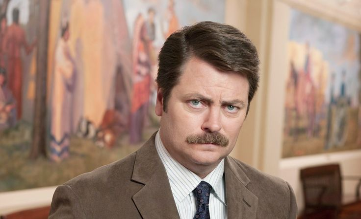The Best of Ron Swanson