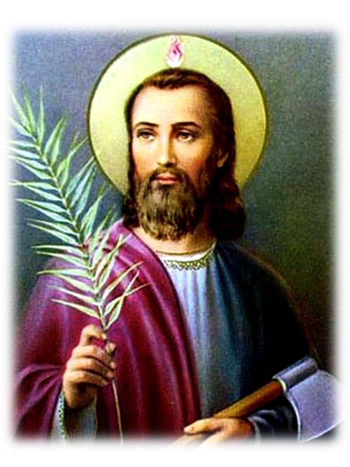 ORACIÓN   (para el día 28 de cada mes)      Bondadoso protector mío,   amable y glorioso san Judas Tadeo,   que recibiste del Salvador ...