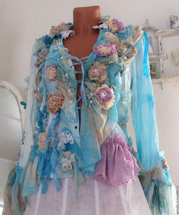 """Купить Жакет и юбка """"Мария Антуанетта"""" в стилях Бохо Шик,Шебби Шик."""
